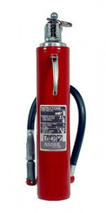 5lb ABC Ansul RED LINE Fire Extinguisher