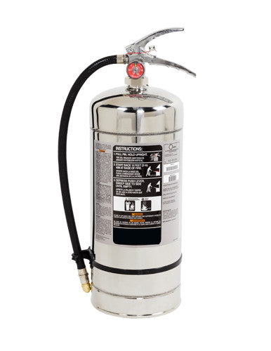 6L K-Class Wet Chemical Fire Extinguisher