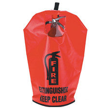 Fire Extinguisher Cover with Window