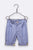 William shorts in blau/weiss gestreift