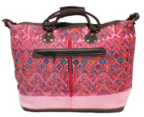 Almolonga Handmade Travel Bag (XL)