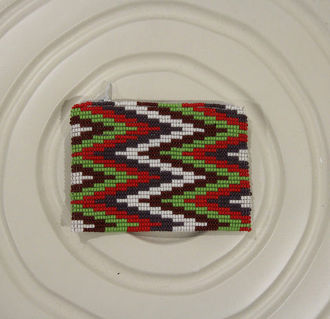 Chicacao Handmade Beaded Coin Purse