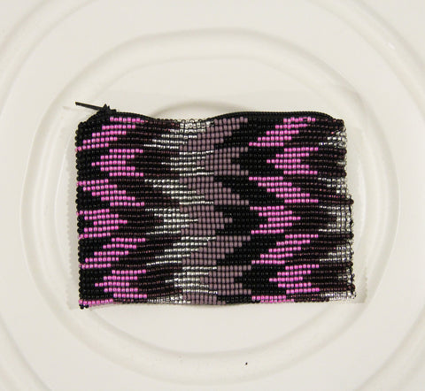 Cunen Handmade Beaded Coin Purse