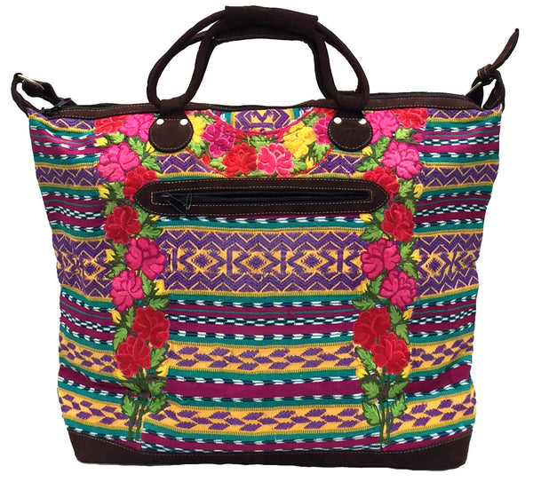 San Andrés Handmade Travel Bag (XL)
