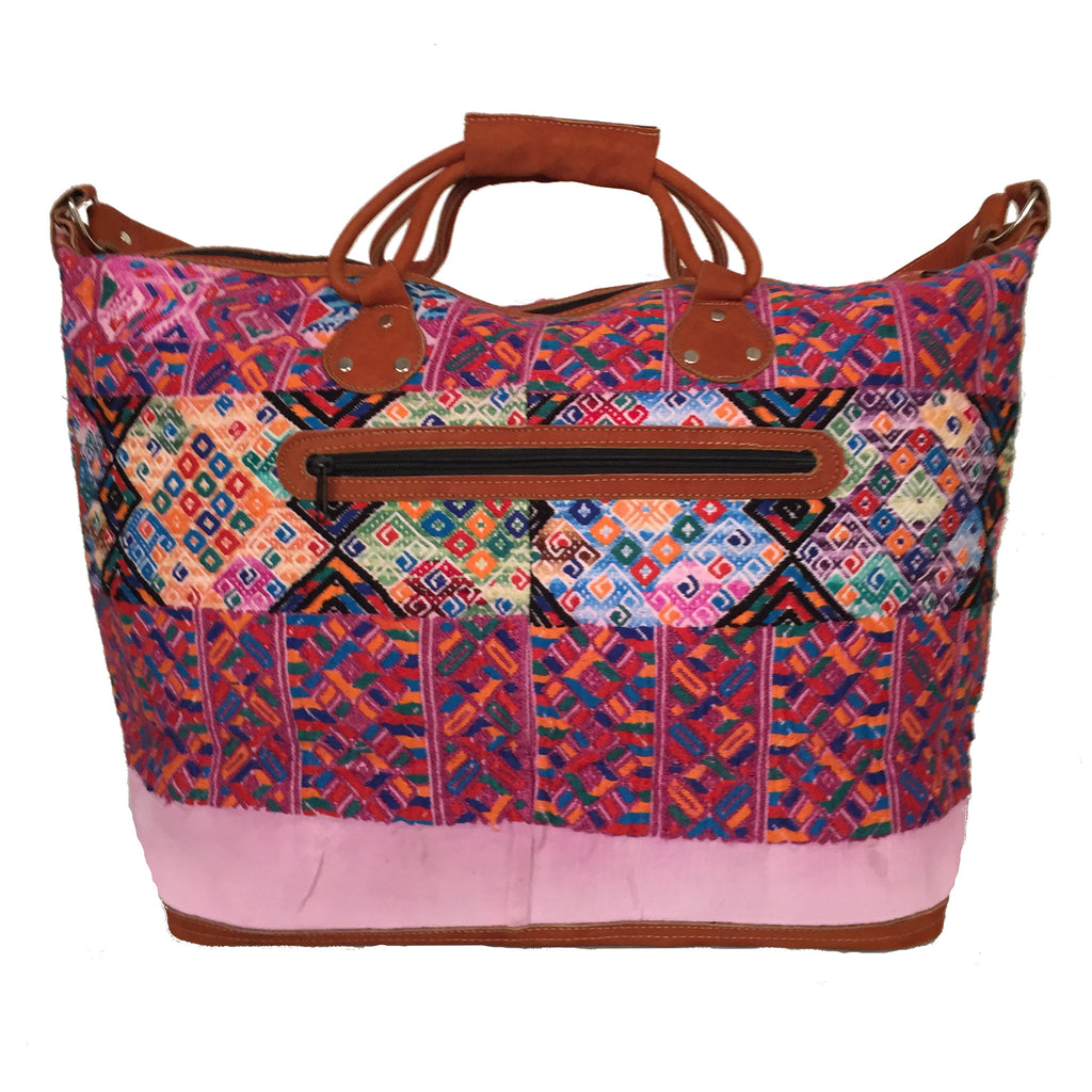 San Raymundo Handmade Travel Bag (XL)