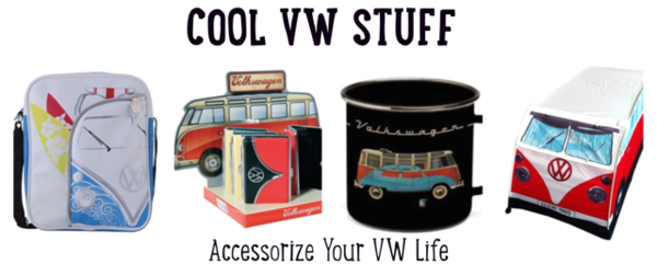 Cool VW Stuff Banner 600 x 600