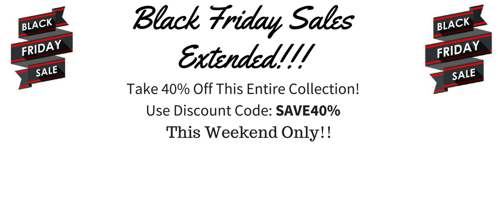 Black Friday Deals extended Cool VW Stuff 40% Off