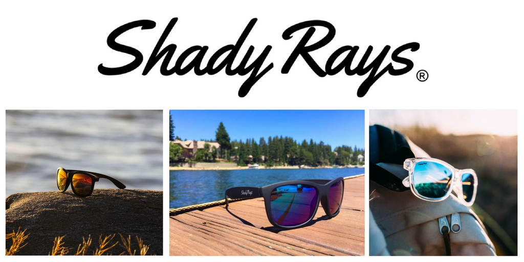 aef4bef148 ... at Shady Rays to bring our fans some of the most high quality shades  for every occasion! Here s a little bit about Shady Ray s and what drives  them!
