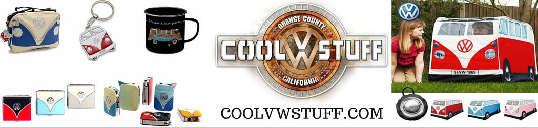 Cool VW Stuff Banner 1050 x 250