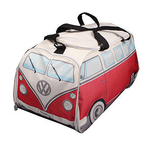 VW Sports Travel Bag-Red - Cool VW Stuff  - 2