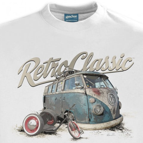 RetroClassic Mens Luke's Rusty Rat Splitty and Drift Trike - Cool VW Stuff  - 1