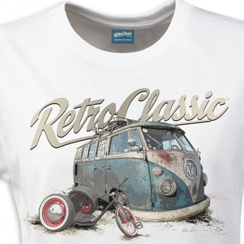 RetroClassic Women's Luke's Rusty Rat Splitty and Drift Trike - Cool VW Stuff  - 1