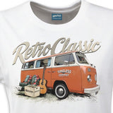 RetroClassic Women's Timelss Mark's Retro Bay Window and Camping Gear - Cool VW Stuff  - 1