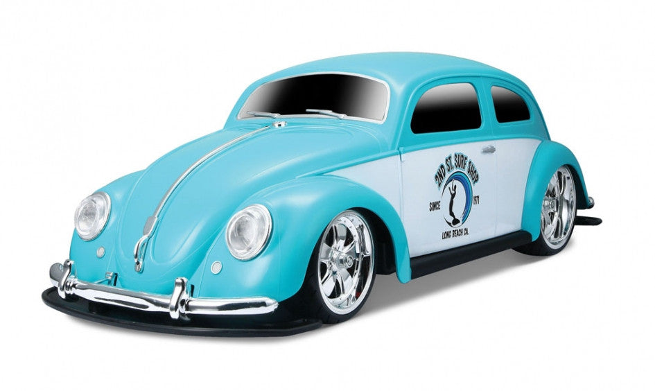 Volkswagen 1951 Beetle Car Remote Control-Blue & White - Cool VW Stuff  - 1