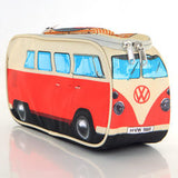 Volkswagen Camper Van Lunch Bag - Red - Cool VW Stuff  - 2