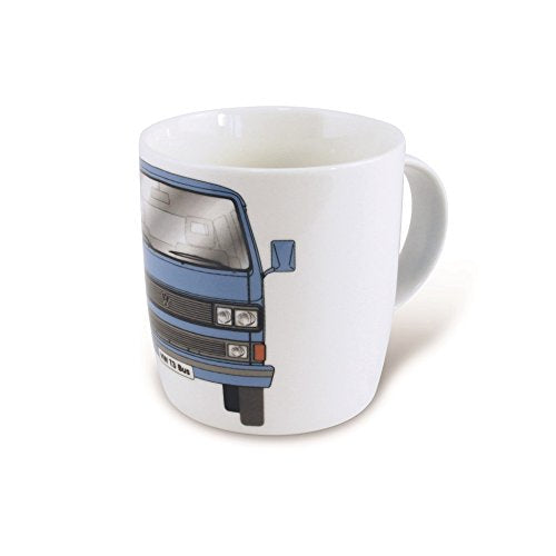 VW Vanagon T3 Bus Coffee & Tea Mug - Blue