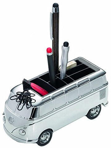 VW Camper Desk Organizer-Silver T1 - Cool VW Stuff  - 1
