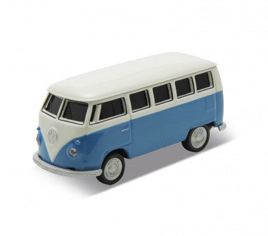 1963 VW Bus USB Flash Drive-Blue - Cool VW Stuff  - 7