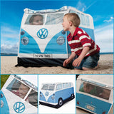 Kid's VW Pop-Up Tent-Blue - Cool VW Stuff  - 4