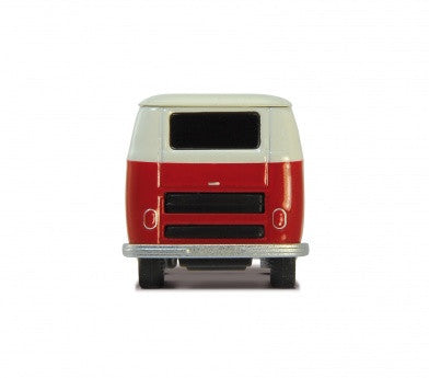 1963 VW Bus USB Flash Drive-Red - Cool VW Stuff  - 5