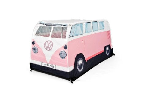 Kid's VW Pop-Up Tent-Pink - Cool VW Stuff  - 1