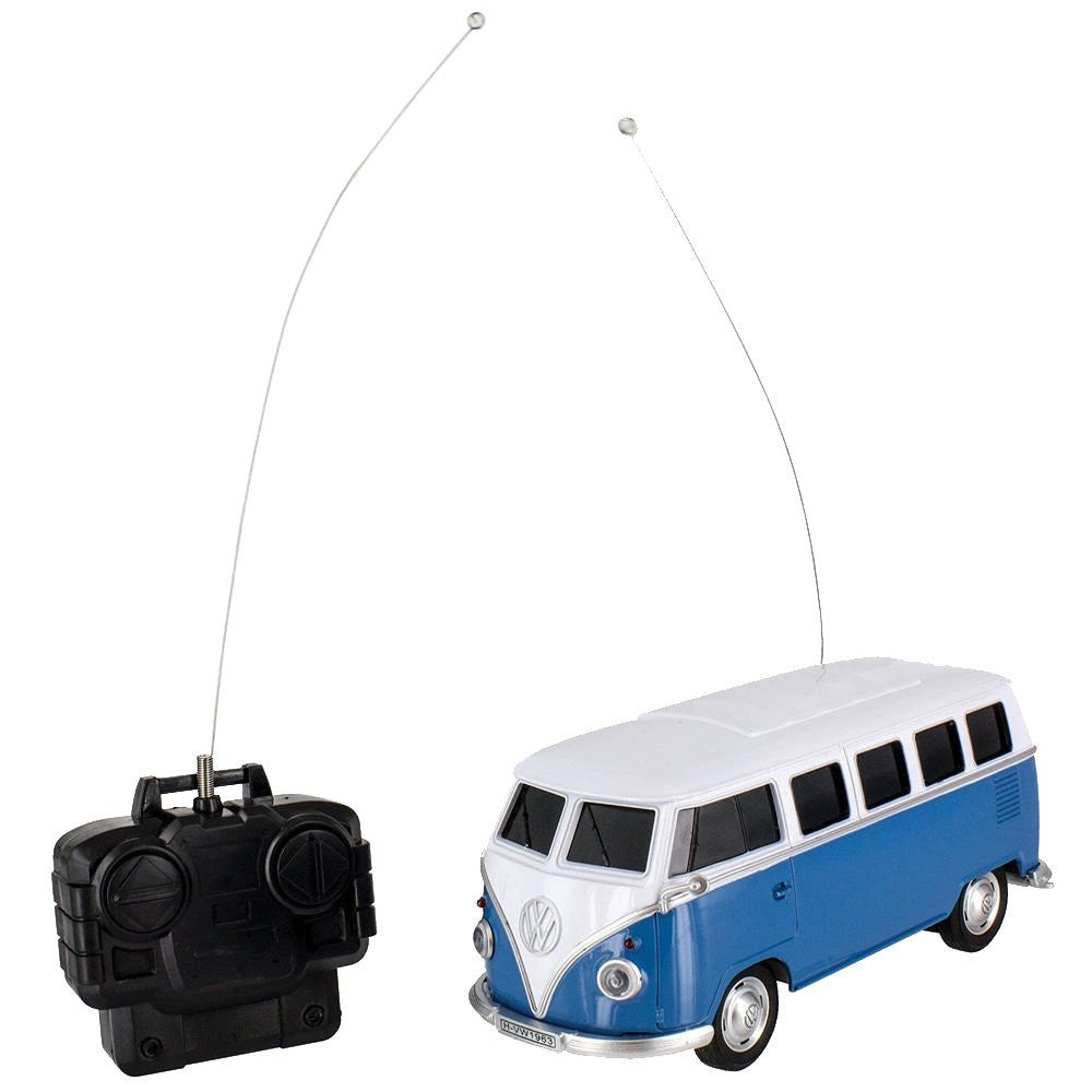 VW Remote Controlled Blue Campervan