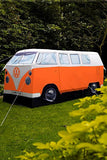 Volkswagen Bus Adult Tent-Orange - Cool VW Stuff  - 4