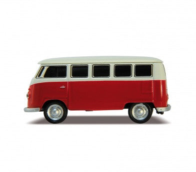 1963 VW Bus USB Flash Drive-Red - Cool VW Stuff  - 4