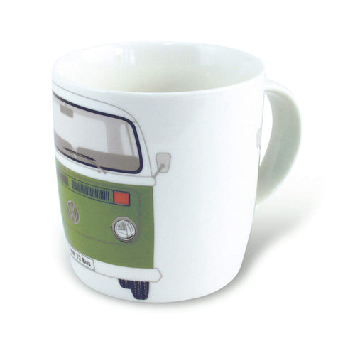 Volkswagen Bay Window T2 Coffee & Tea Mug - Green