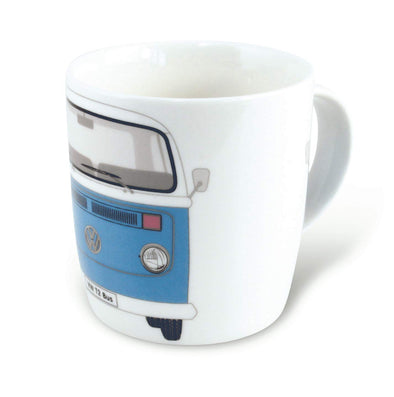 Volkswagen Bay Window T2 Coffee & Tea Mug - Blue