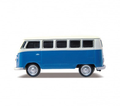 1963 VW Bus USB Flash Drive-Blue - Cool VW Stuff  - 3