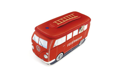 Volkswagen Fire Engine Bus Neoprene Universal Bag-Small