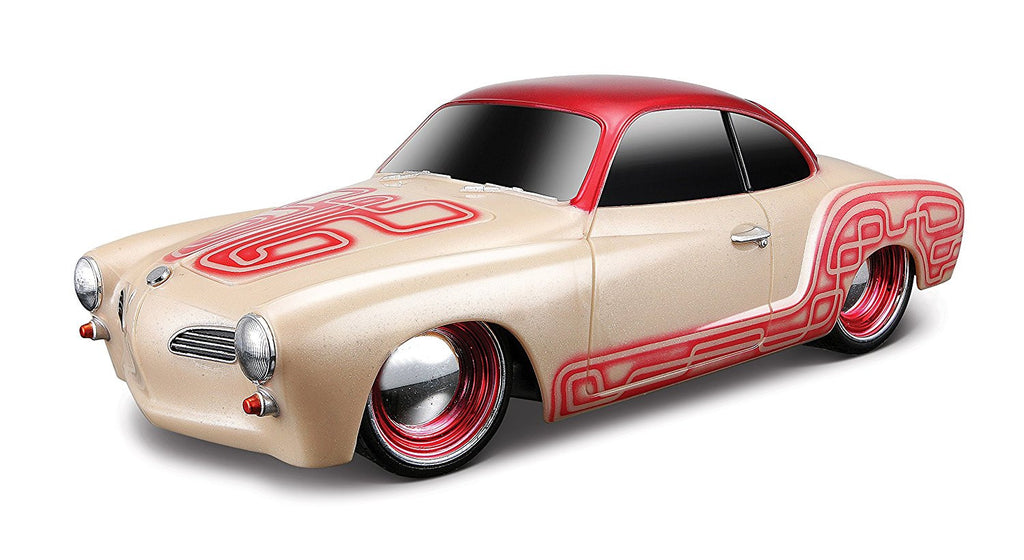 1966 Volkswagen Karmann Ghia Radio Control Vehicle 1:24 Scale - White