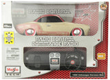 1966 Volkswagen Karmann Ghia Radio Control Vehicle 1:24 Scale - White - Cool VW Stuff  - 1