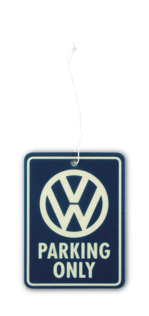 Volkswagen Air Freshener Parking Only - Fresh Scent