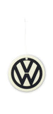 VW Logo Air Freshener with Wolfsburg Emblem - Energy Scent
