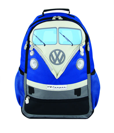 VW Bus Backpack-Blue