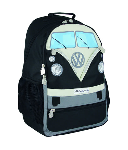 VW Bus Backpack-Black