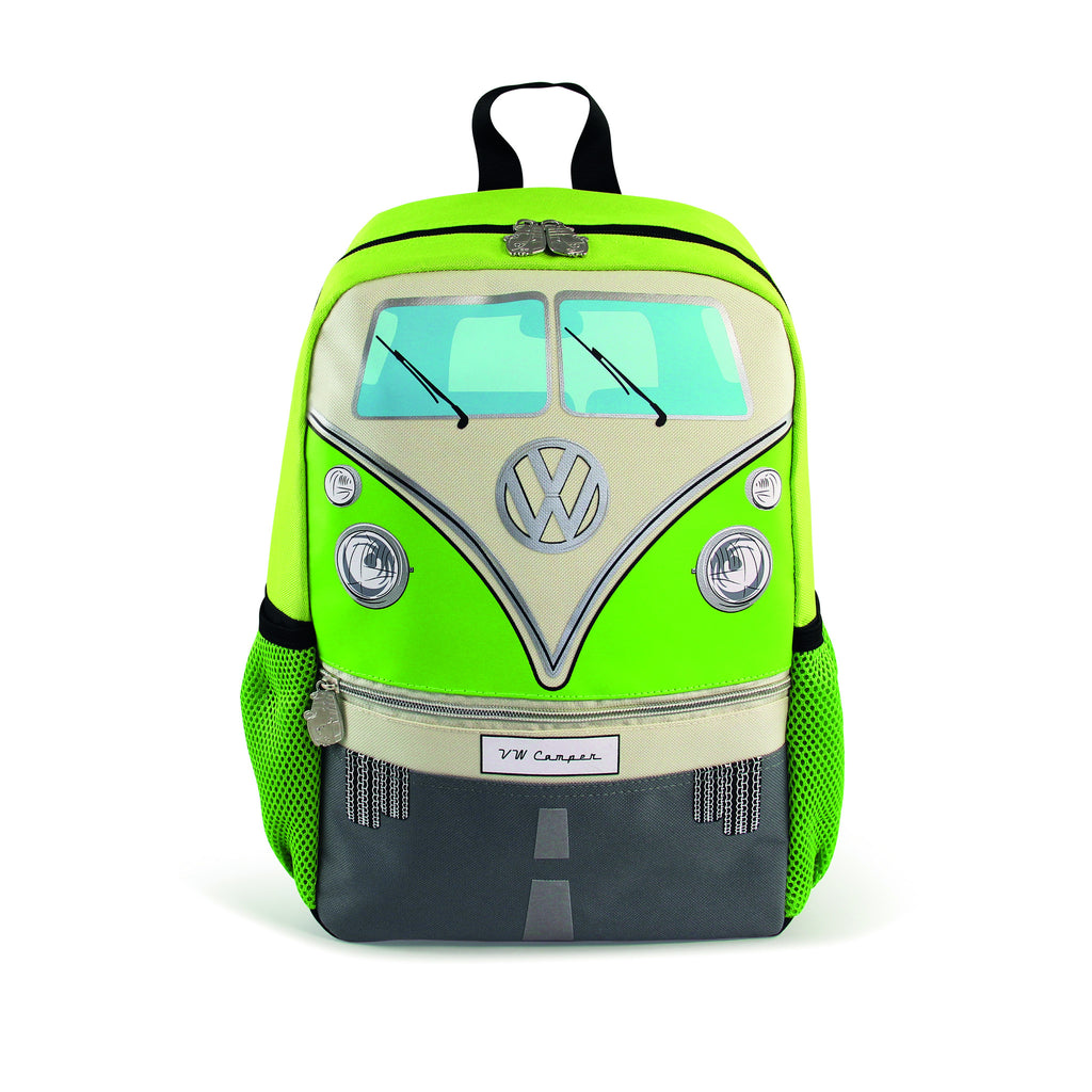 VW T1 Bus Backpack Small - Green - Cool VW Stuff  - 1