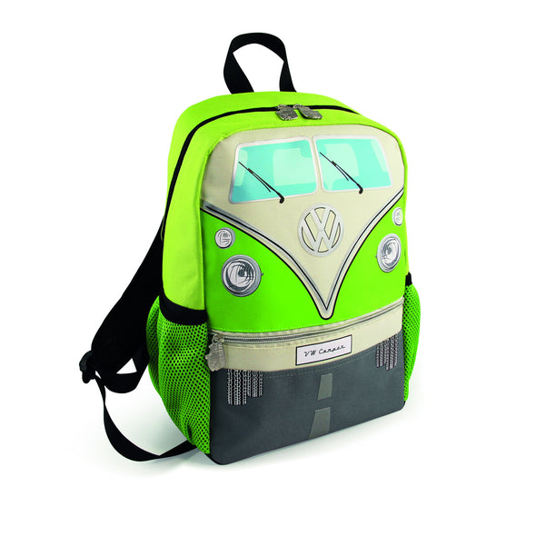 VW T1 Bus Backpack Small - Green - Cool VW Stuff  - 2
