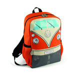 VW T1 Bus Backpack Small - Orange - Cool VW Stuff  - 2