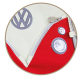 VW Bus Backpack-Red