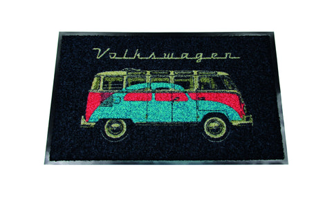 VW T1 Bus Doormat - Samba & Beetle