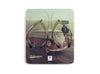VW Collection Genuine VW T1 Bus Beach Sandals - Highway 1