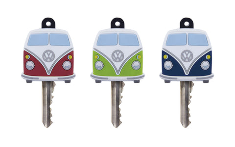 VW Split Window T1 Bus Key Covers - 3 Pack Cool VW Stuff BUKC01