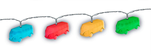 VW T1 Bus LED Lights - String of 20
