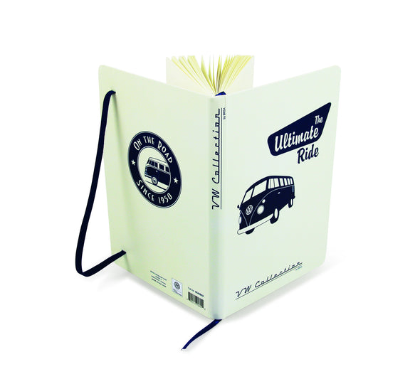 VW Bus Notebook-The Ultimate Ride