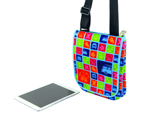 Neoprene Tablet Bag-Vintage
