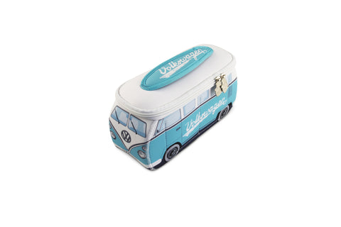 Volkswagen Bus Neoprene Universal Bag-Turquoise - Cool VW Stuff  - 1