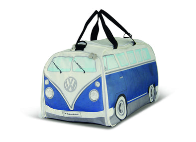 VW Sport Travel Bag-Blue